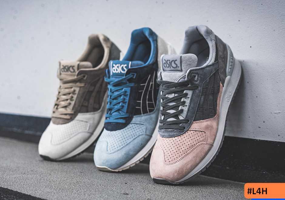 Какие кроссовки выбрать для бега Asics