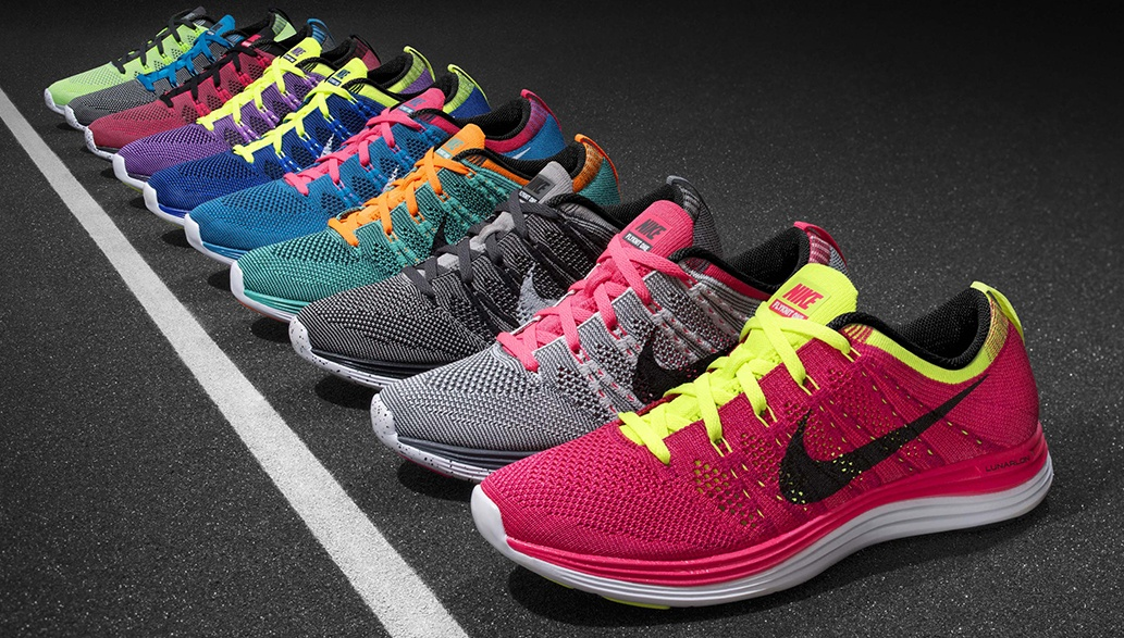 Какие кроссовки выбрать для бега Nike