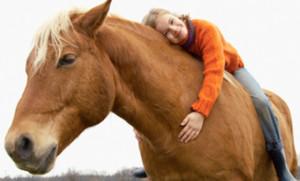 Лечебная верховая езда