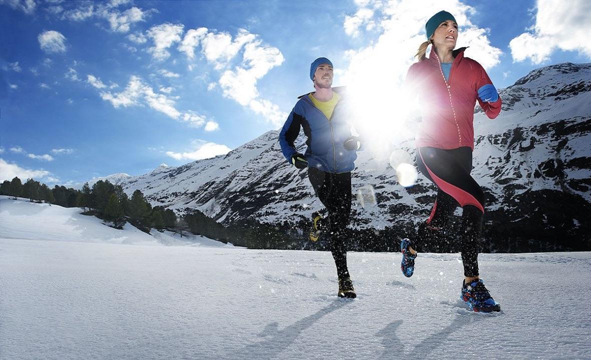 Польза от бега зимой