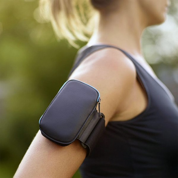 Держатель для телефона на руку для бега