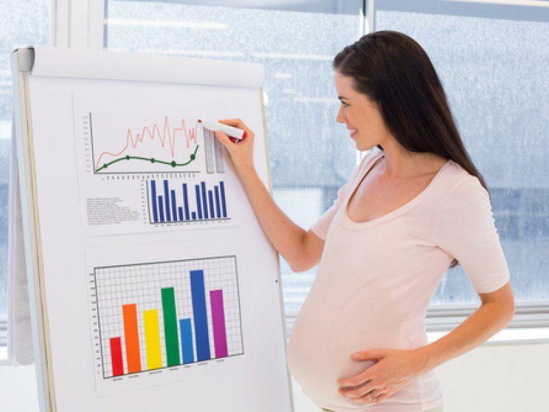 Бег при беременности