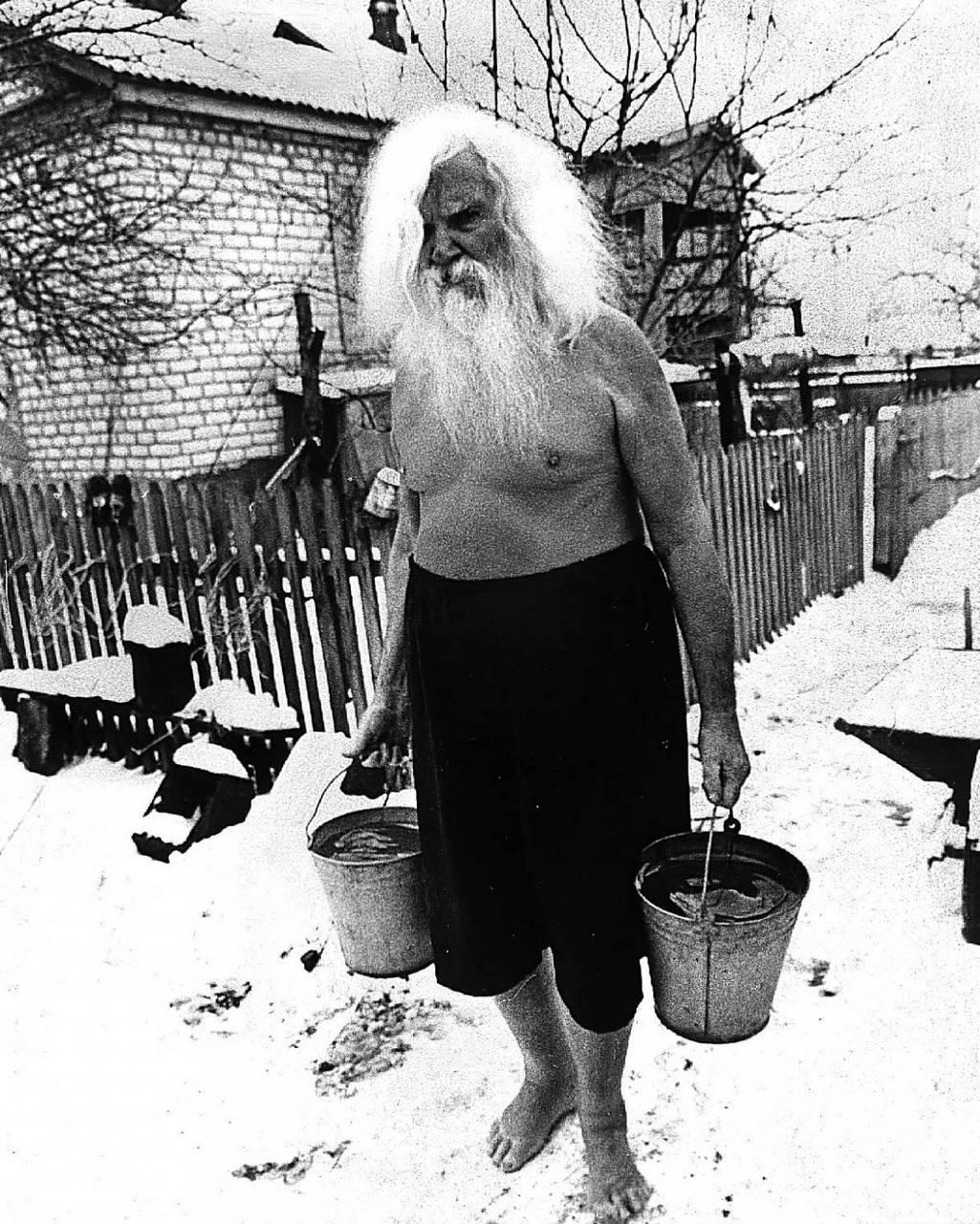 Порфирий Иванов. Система закаливания