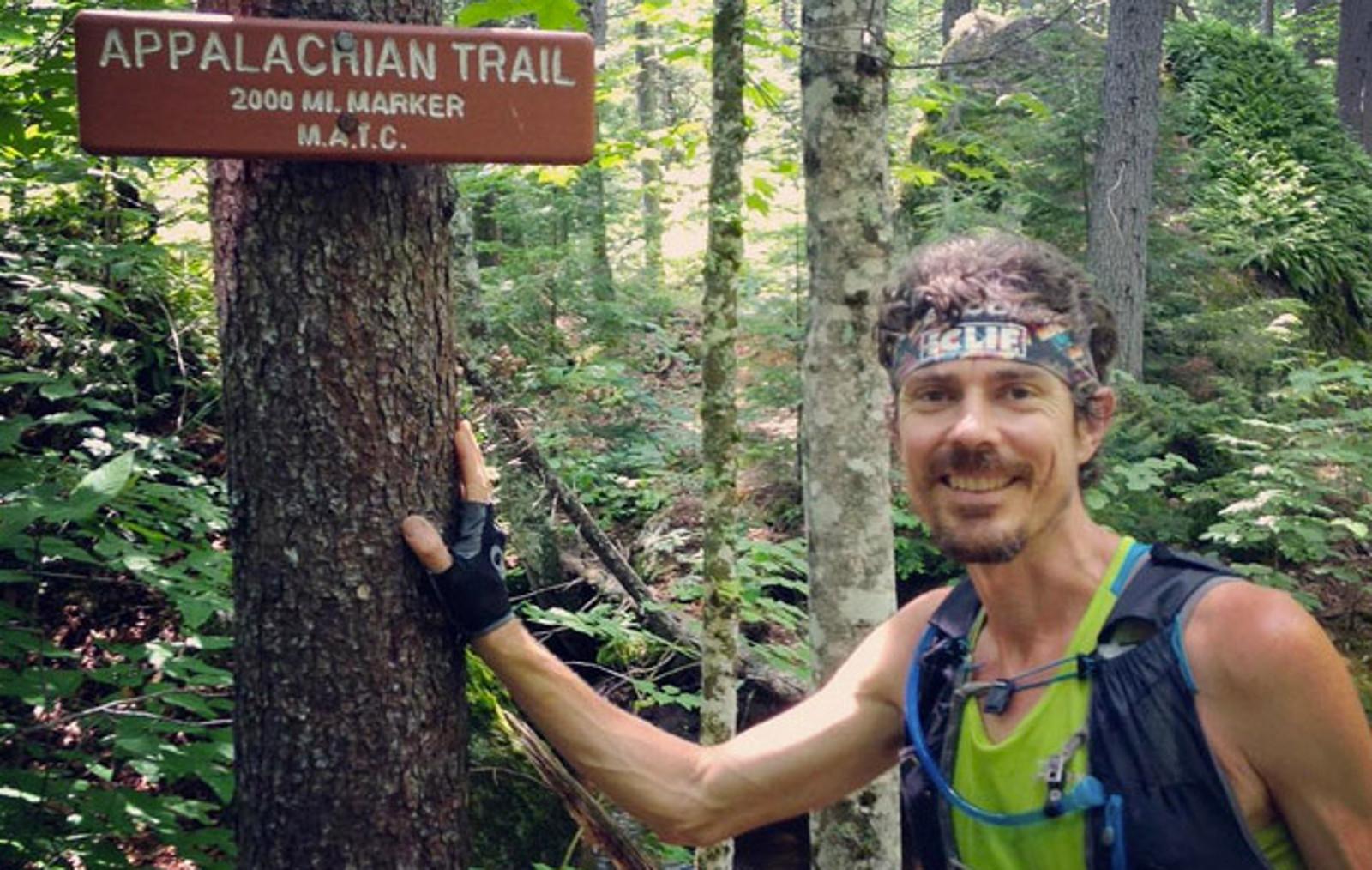 Скотт Юрек. История о марафонце, вегетарианце Аппалачская Тропа