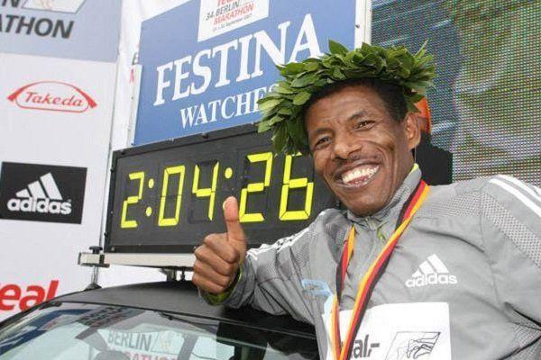 27 мировых рекордов Хайле Гебреселассие