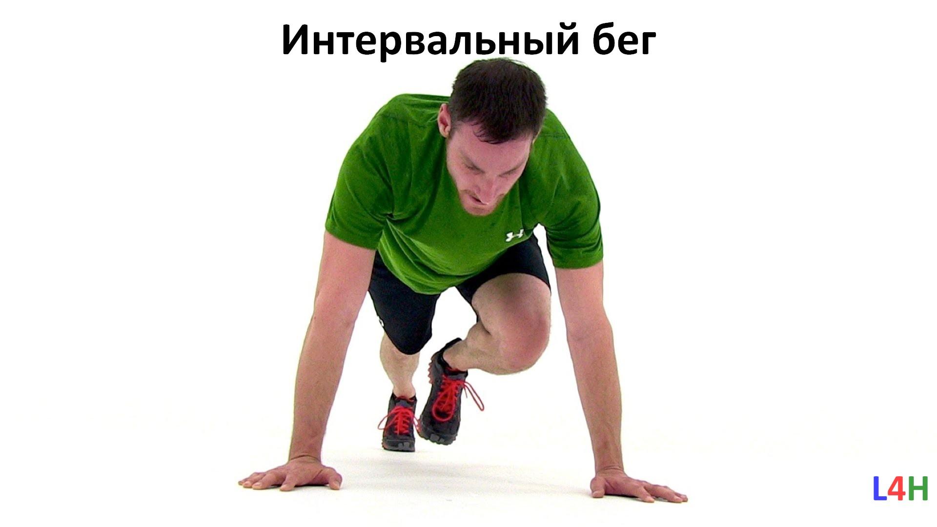 Интервальный бег. Виды, техники, упражнения