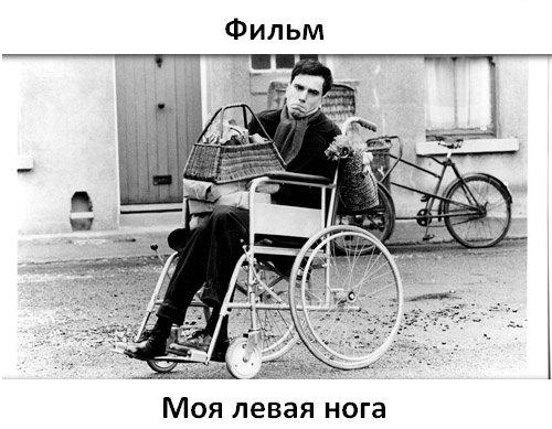 Фильм «Моя левая нога»