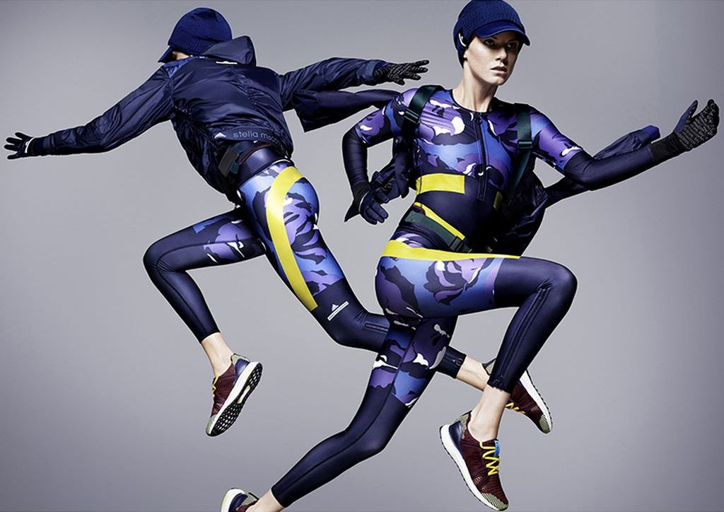 Одежда для бега зимой женская Adidas