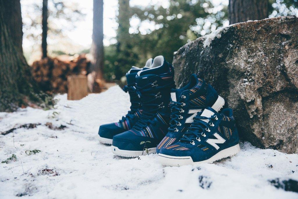 Одежда для бега зимой женская New Balance