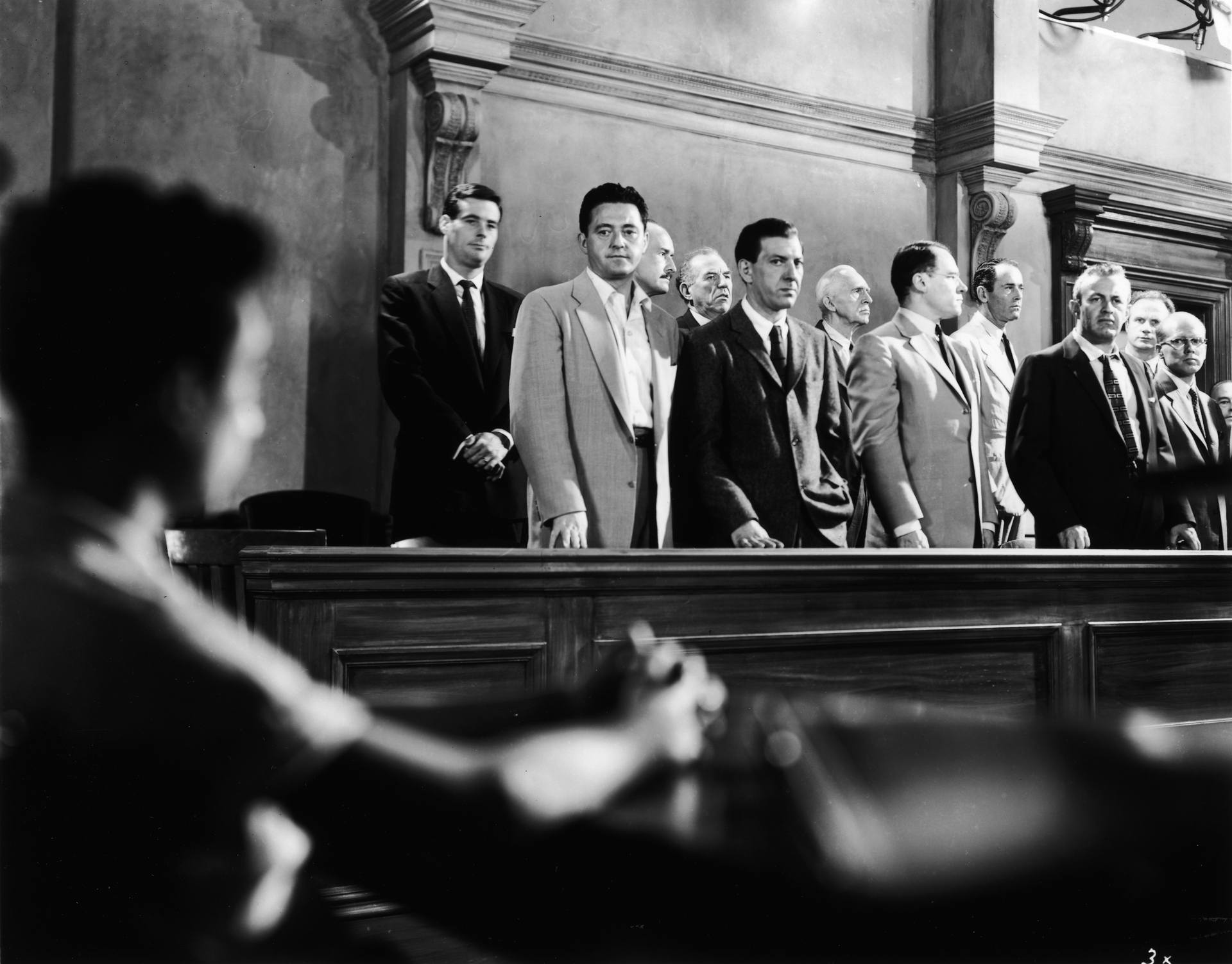 12 angry men reaction paper Prejudice in 12 angry men - 12 angry men is about 12 men who are the jury for an 18 year old accused of murder the judge states in the opening scene that it is a premeditated murder in the 1st degree, if found guilty will automatically receive the death penalty.