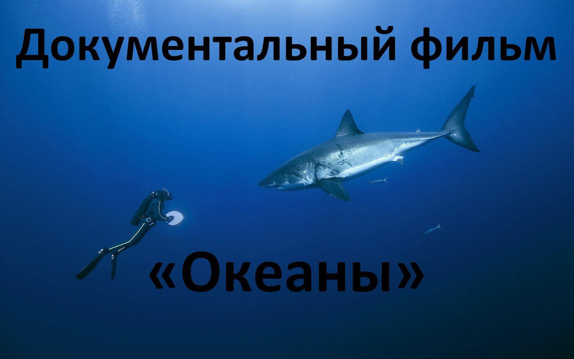 Документальный фильм «Океаны»