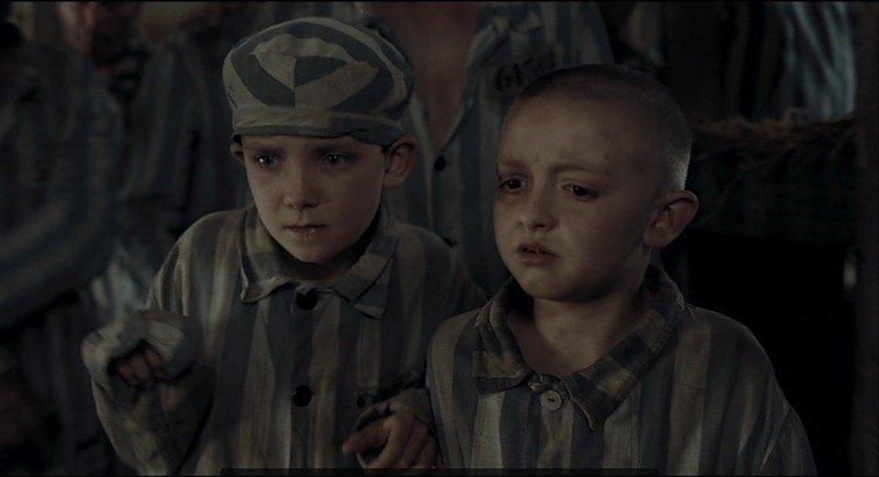 Фильм «Мальчик в полосатой пижаме»