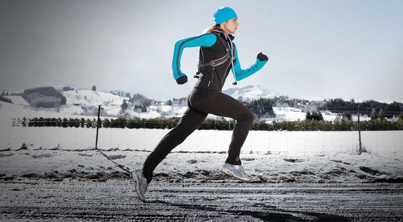 Комфортная температура для бега