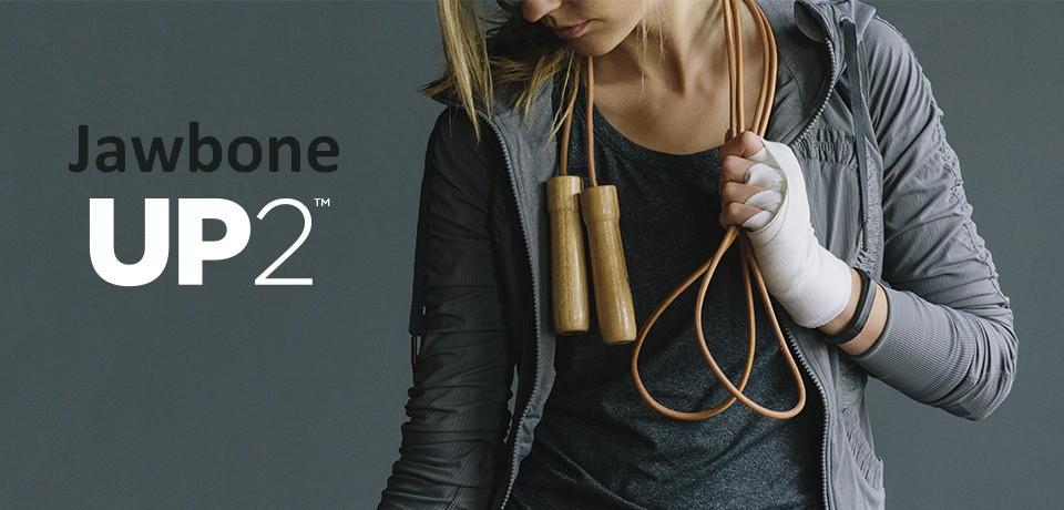 Выбор фитнес трекера. Какой выбрать_Jawbone UP2