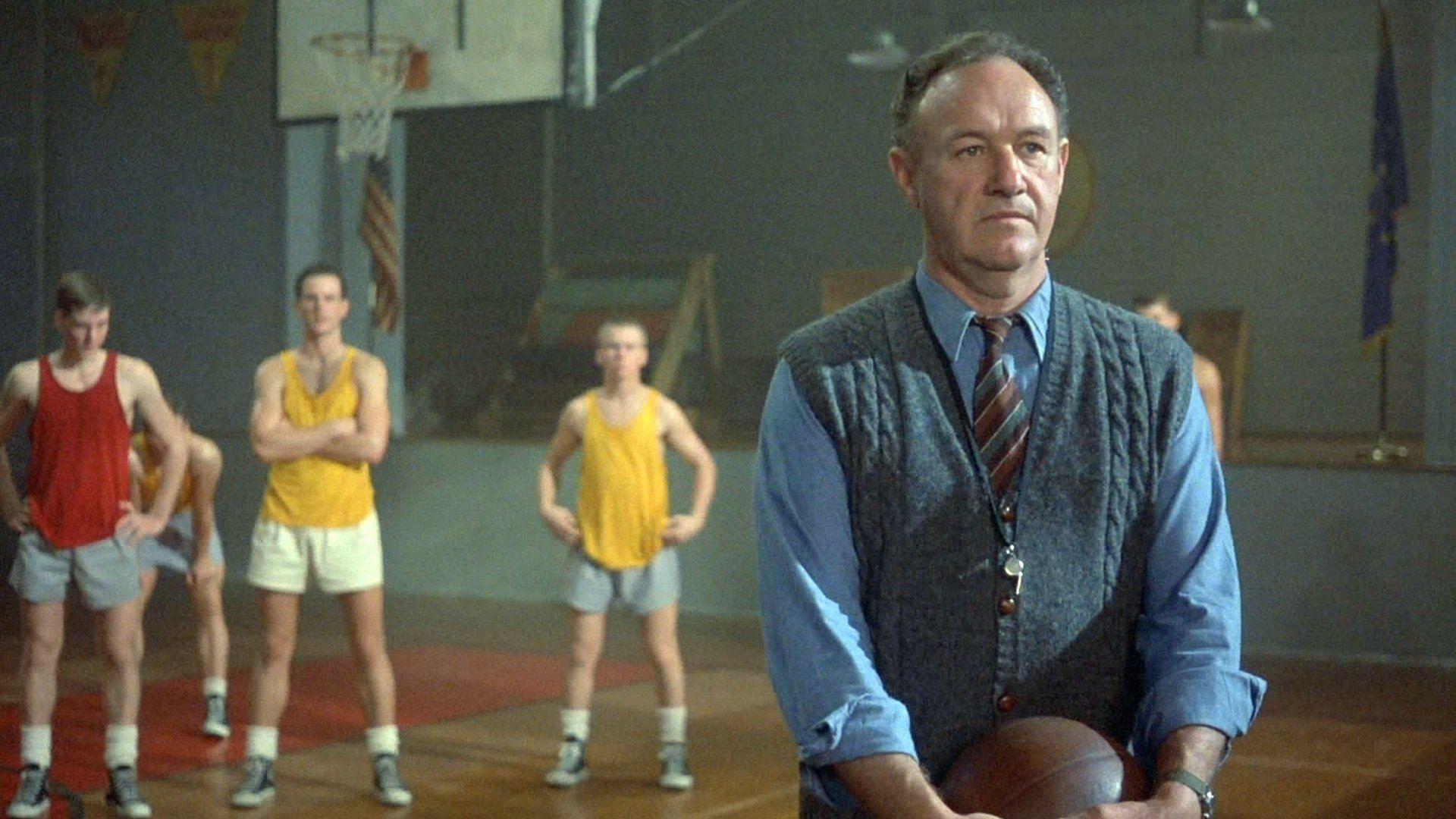 Фильм про баскетбол «Команда из штата Индиана»