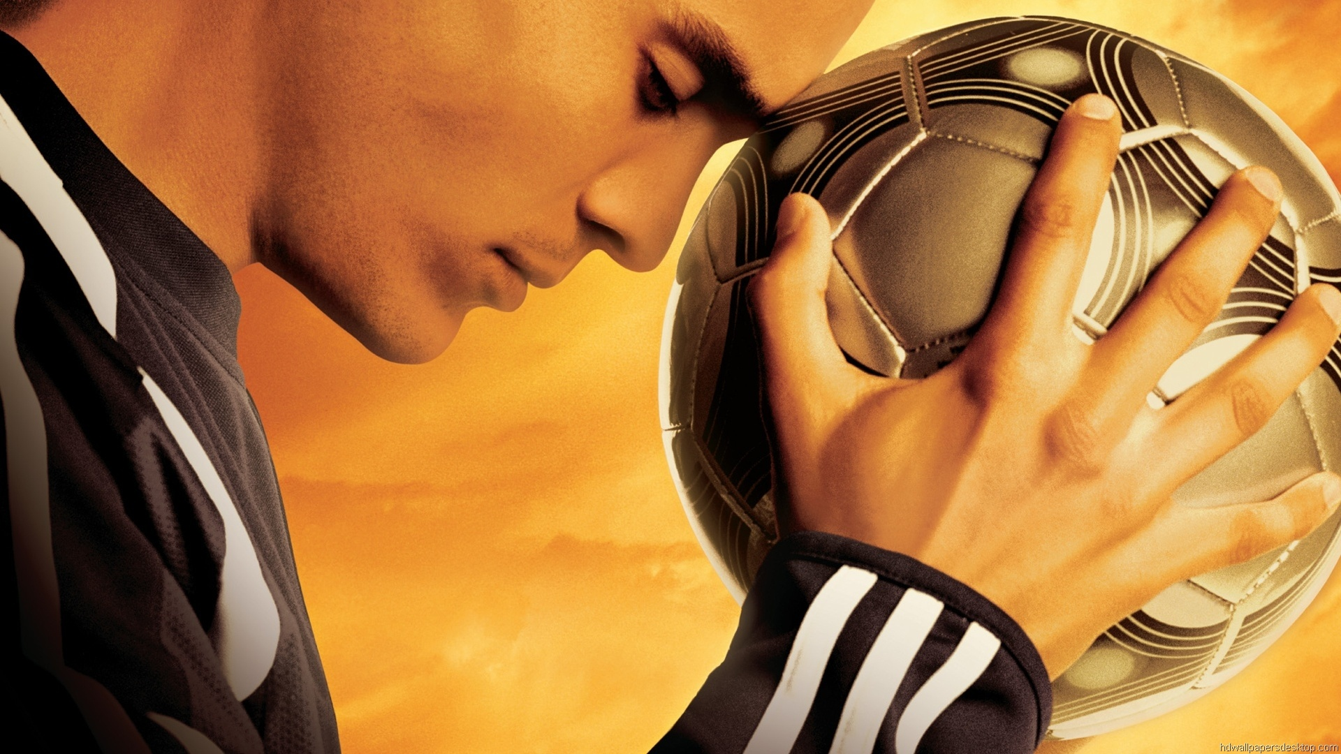Фильм про футбол «Гол!»