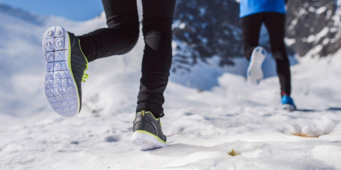 Кроссовки для бега мужские