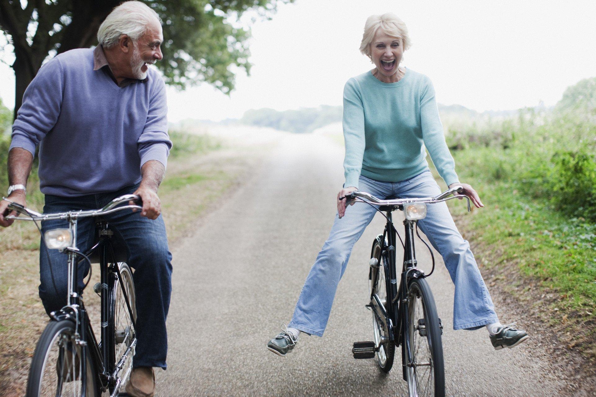 Бег или велосипед