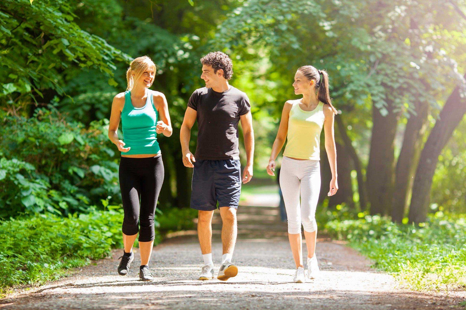 Спортивная ходьба. Техника