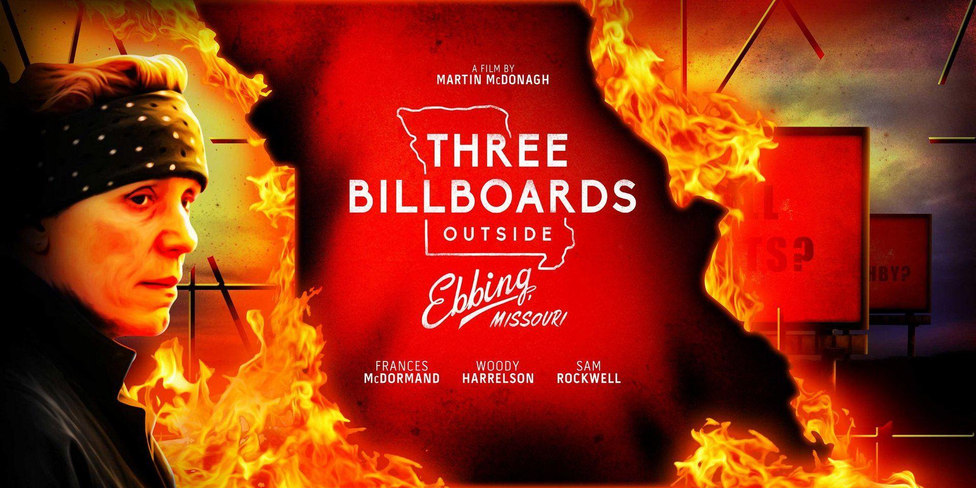 Фильм: «Три билборда на границе Эббинга, Миссури»
