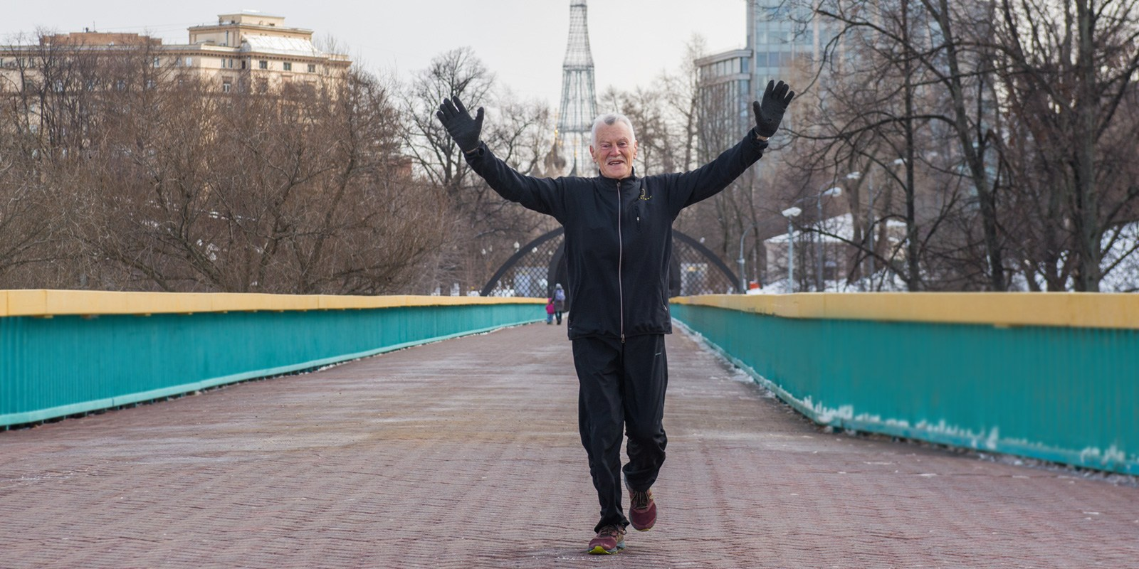Андрей Чирков. Жить и бегать! Открывая горизонты