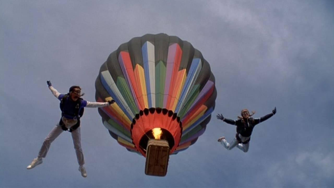 Фильм: «Затяжной прыжок»