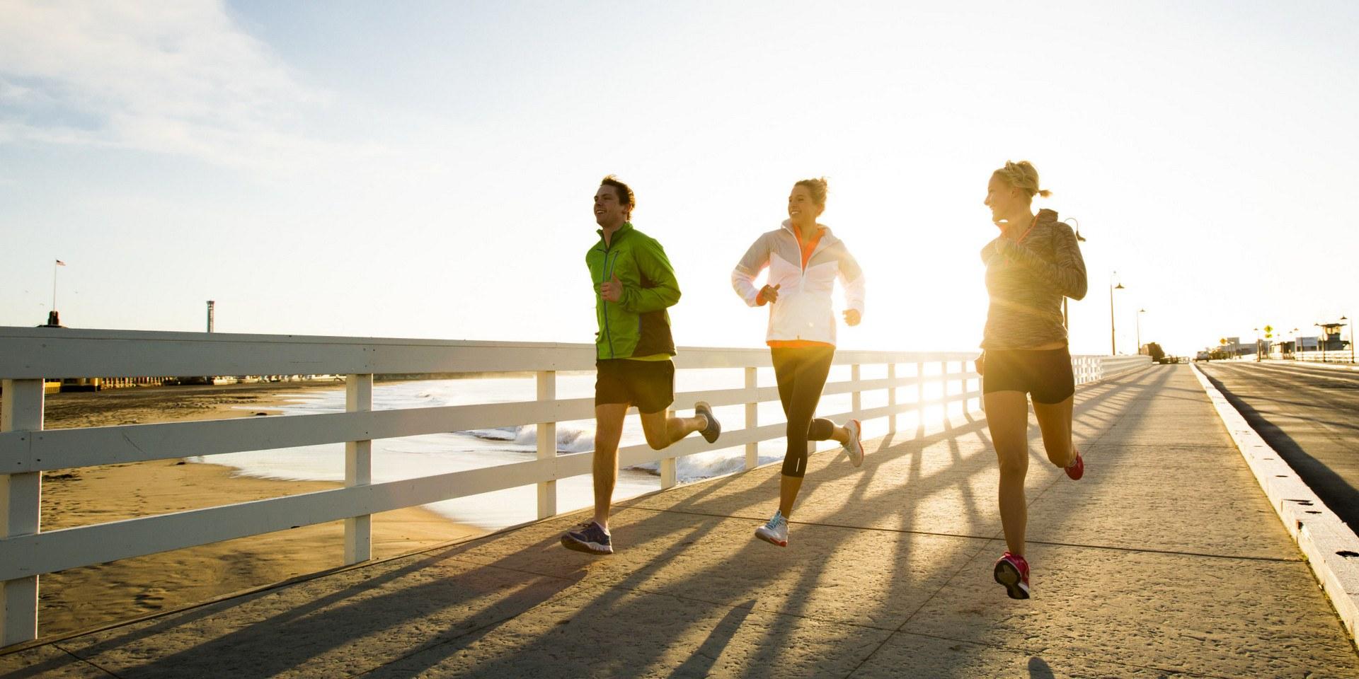 Бегать или не бегать летом? Аргумента «За» и «Против»