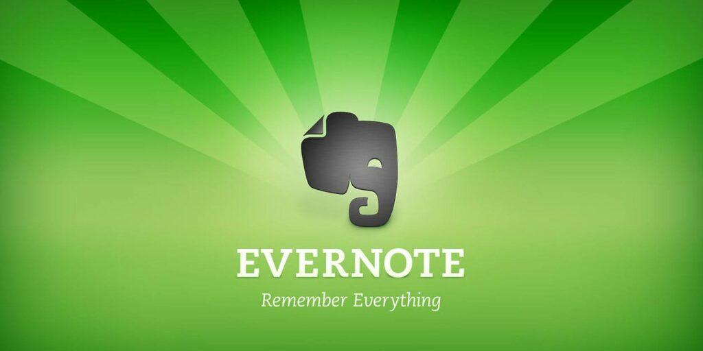 Эверноут – лучшая программа по созданию заметок