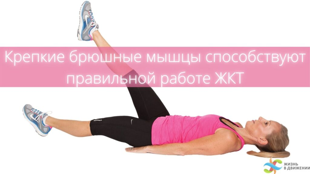 Упражнения для пресса и мышц живота