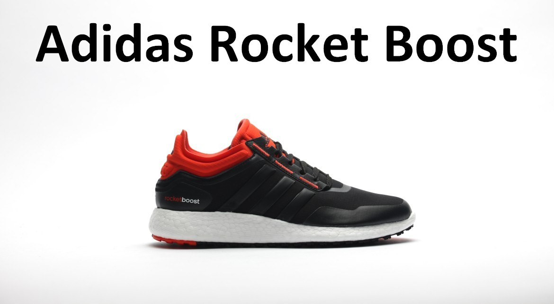 Кроссовки для бега зимой_Adidas CH Rocket Boost