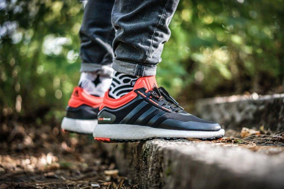 Кроссовки для бега зимой_Adidas Rocket Boost