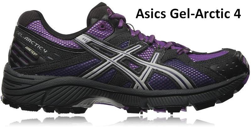 Кроссовки для бега зимой_Asics Gel-Arctic 4