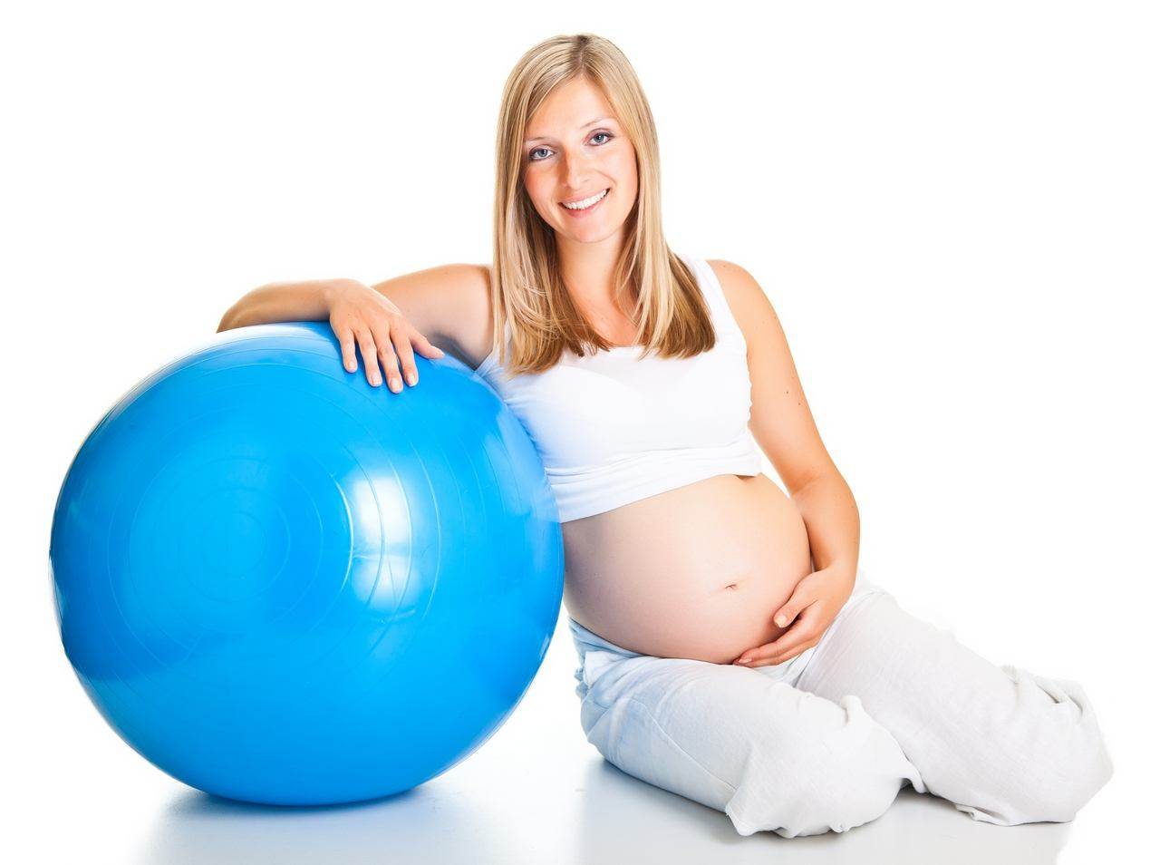 Гимнастика для беременных