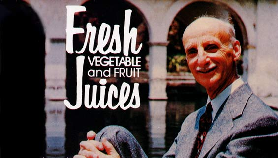 Норман Уокер. Здоровая жизнь – натуральные продукты