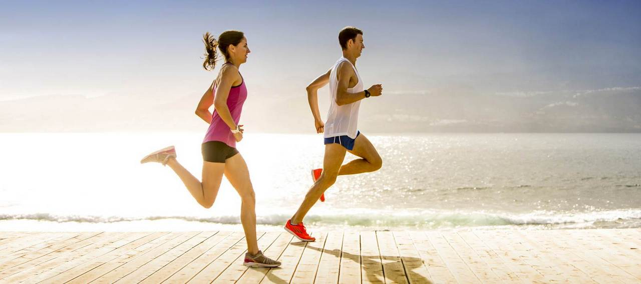 Как влияет бег на человека
