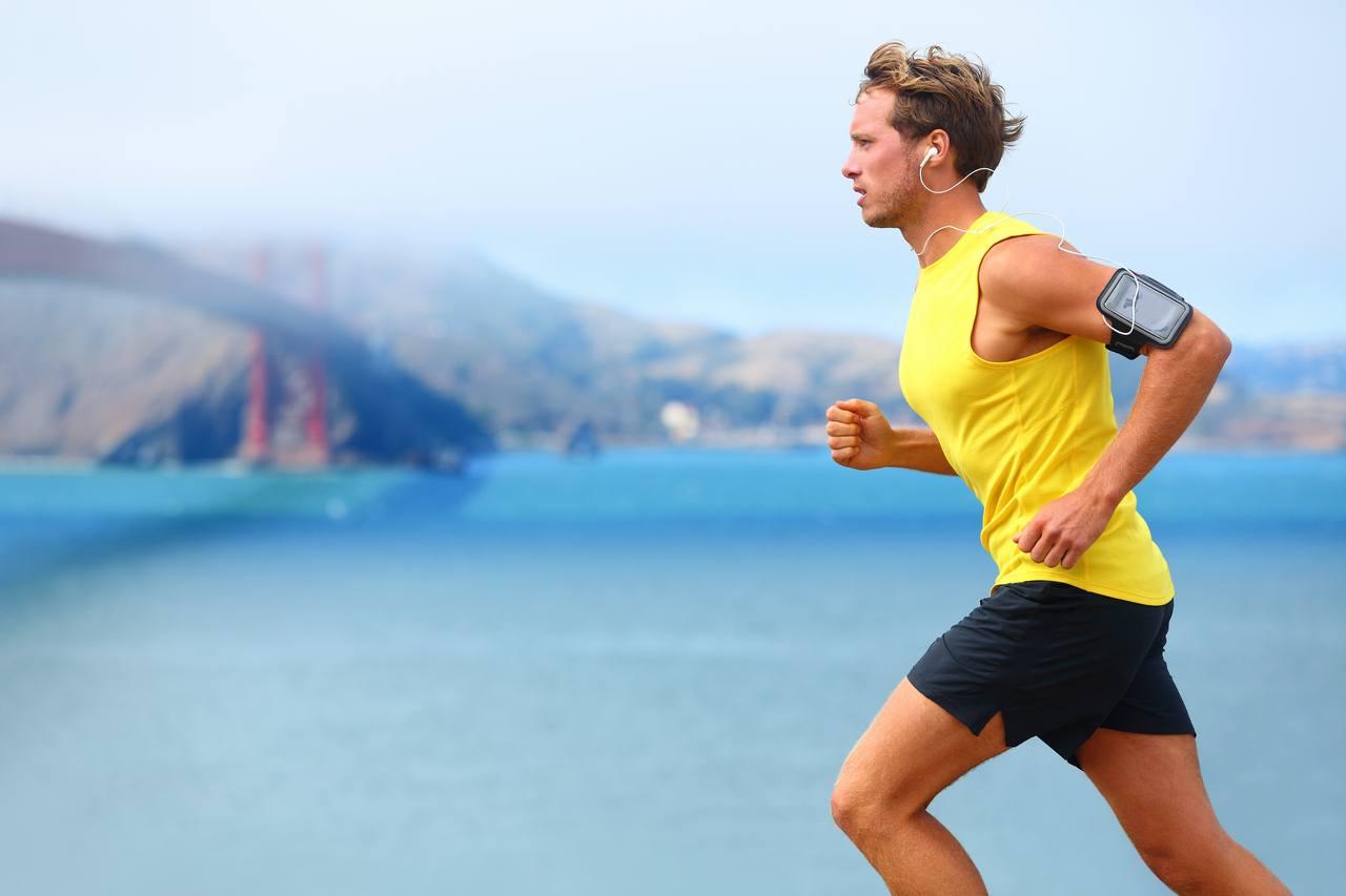 Одежда для бега летом мужская