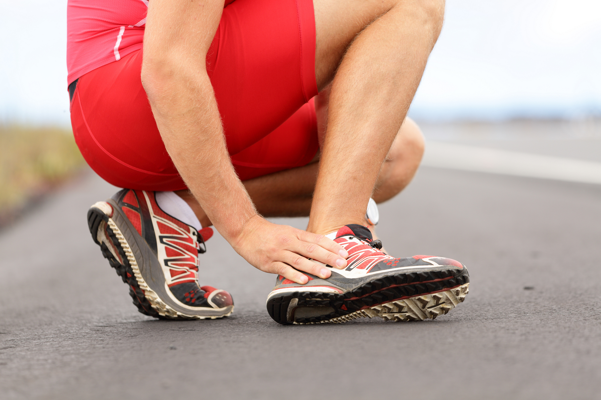 Укрепление голеностопа. Упражнения