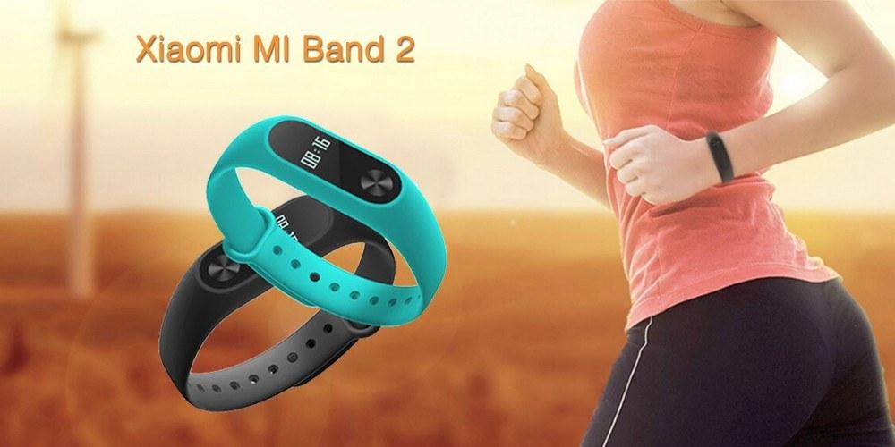 Выбор фитнес трекера. Какой выбрать_Xiaomi Mi Band