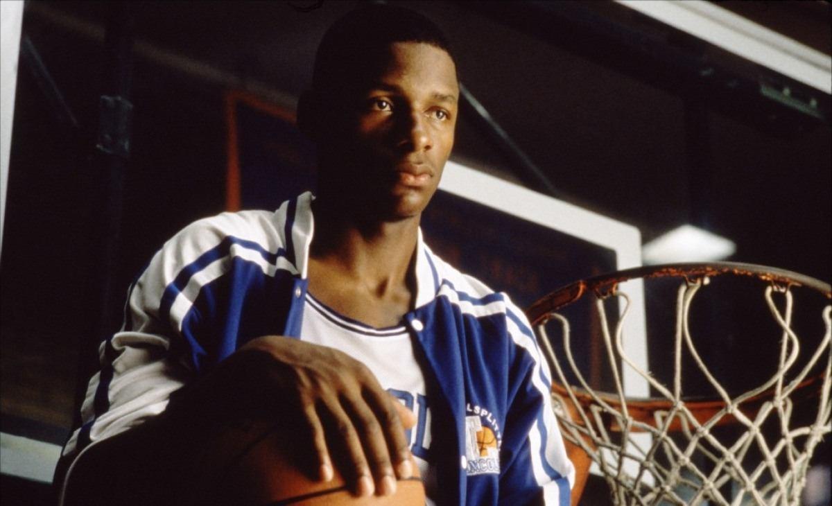 Фильм про баскетбол «Его игра»