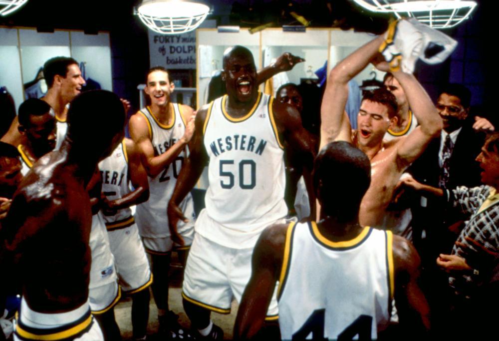 Фильм про баскетбол «Азартная игра»
