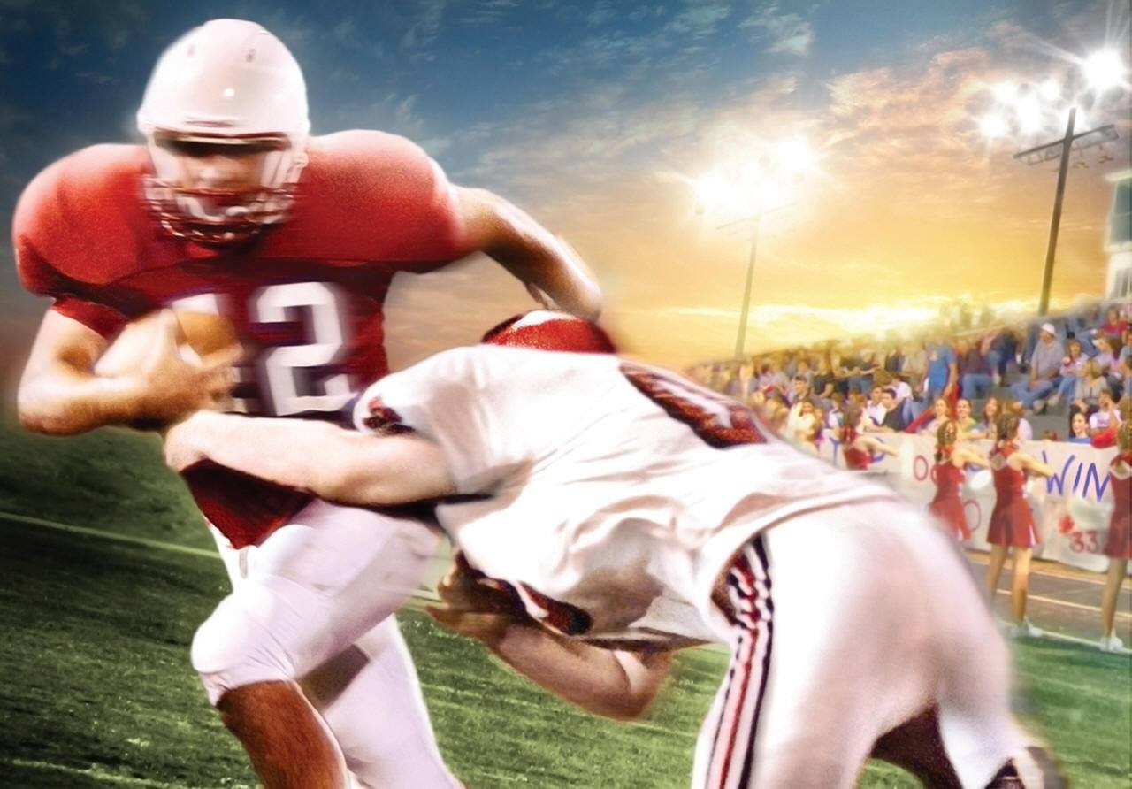 Фильм про американский футбол «Противостояние гигантам»