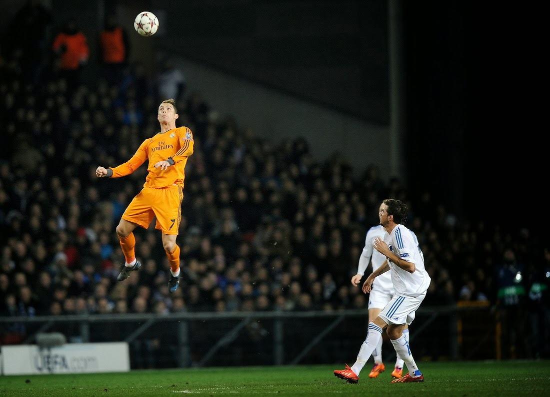 Упражнения на вертикальный прыжок_Роналдо