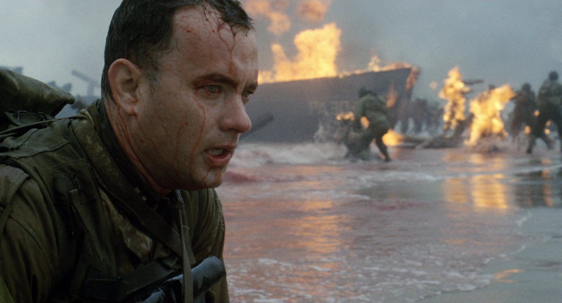 Фильм: «Спасти рядового Райана»