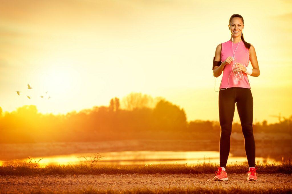 пробежка утром или вечером для похудения