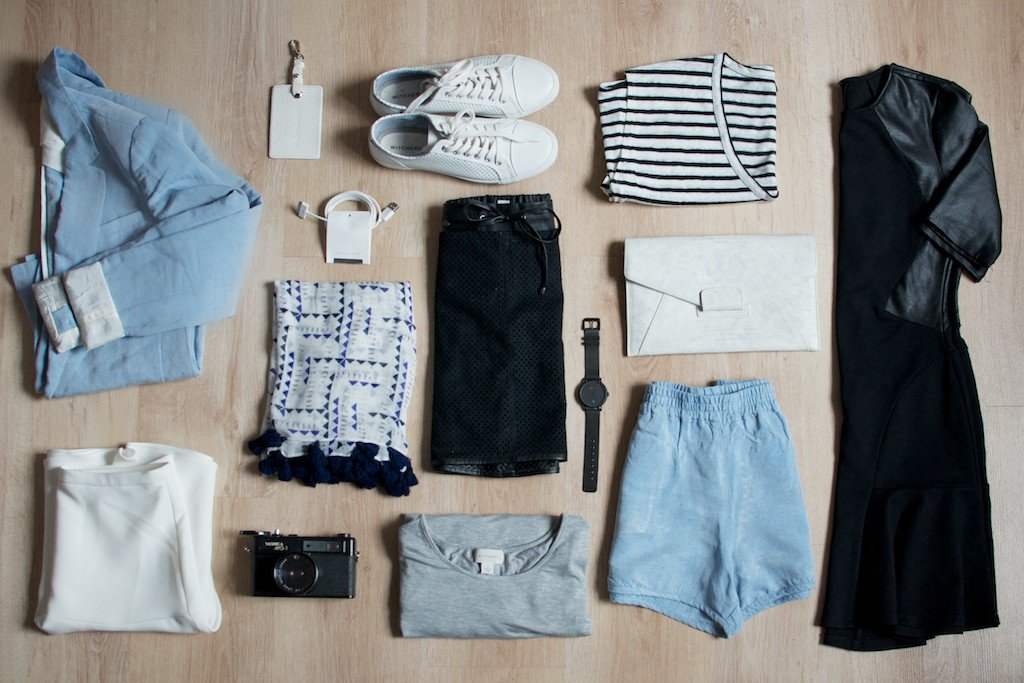 Ничего лишнего или минимализм в одежде, в гардеробе