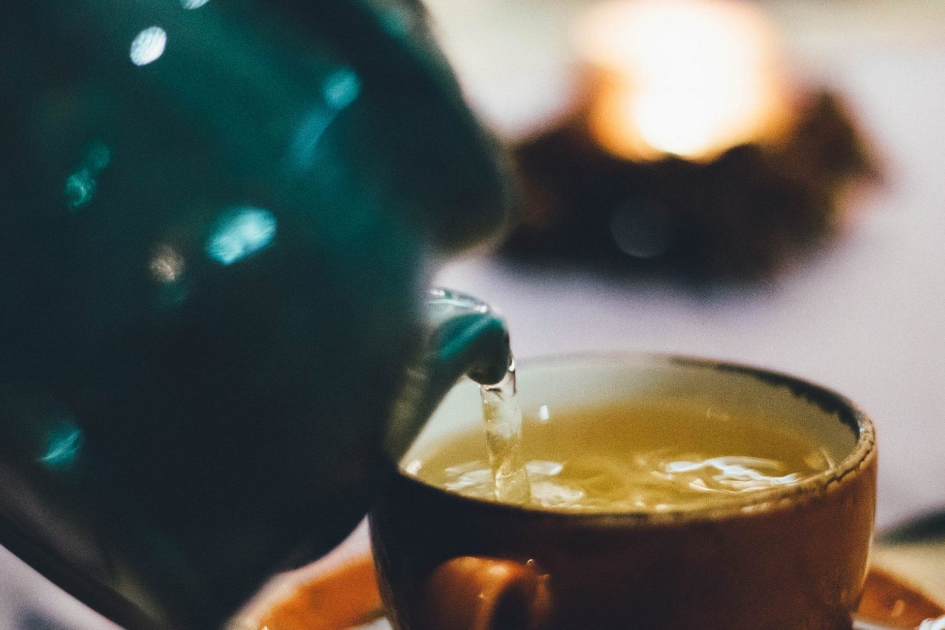 Целебный очищающий чай из лекарственных растений и его состав