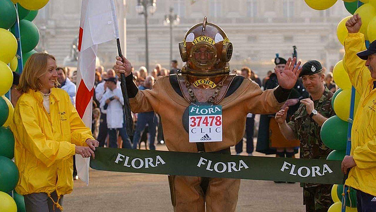 Самый медленный марафонец в мире! История Ллойда Скотта