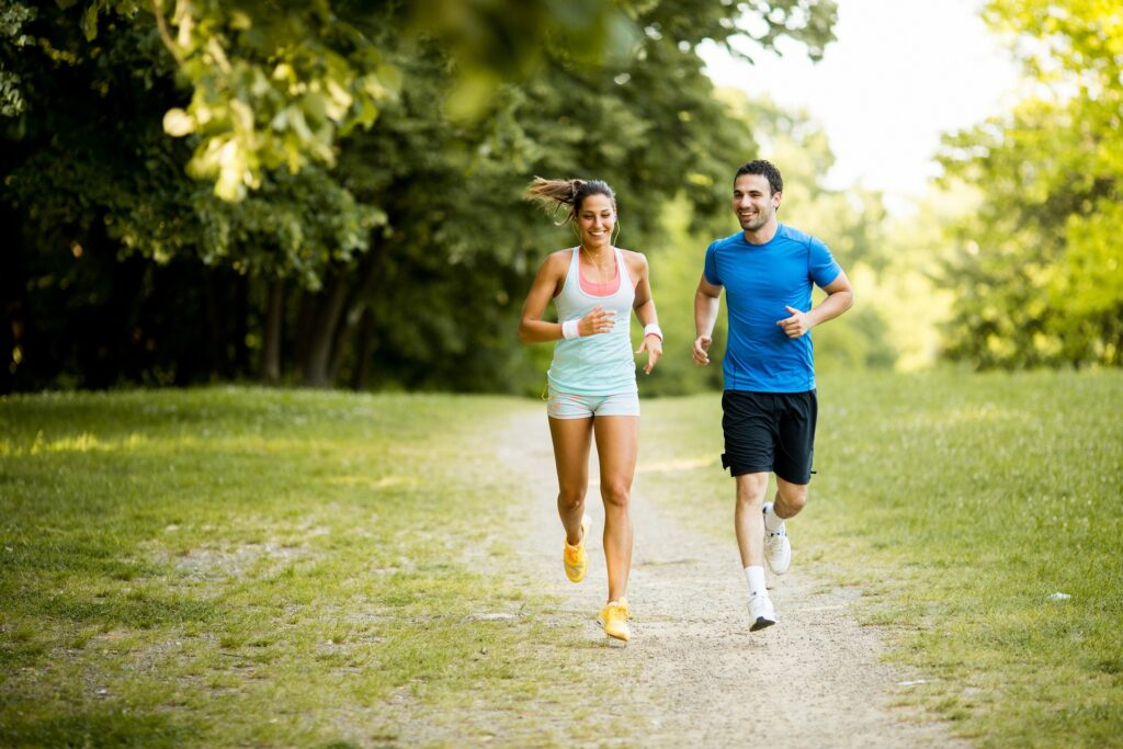 10 Аргументов «За», почему стоит бегать на природе