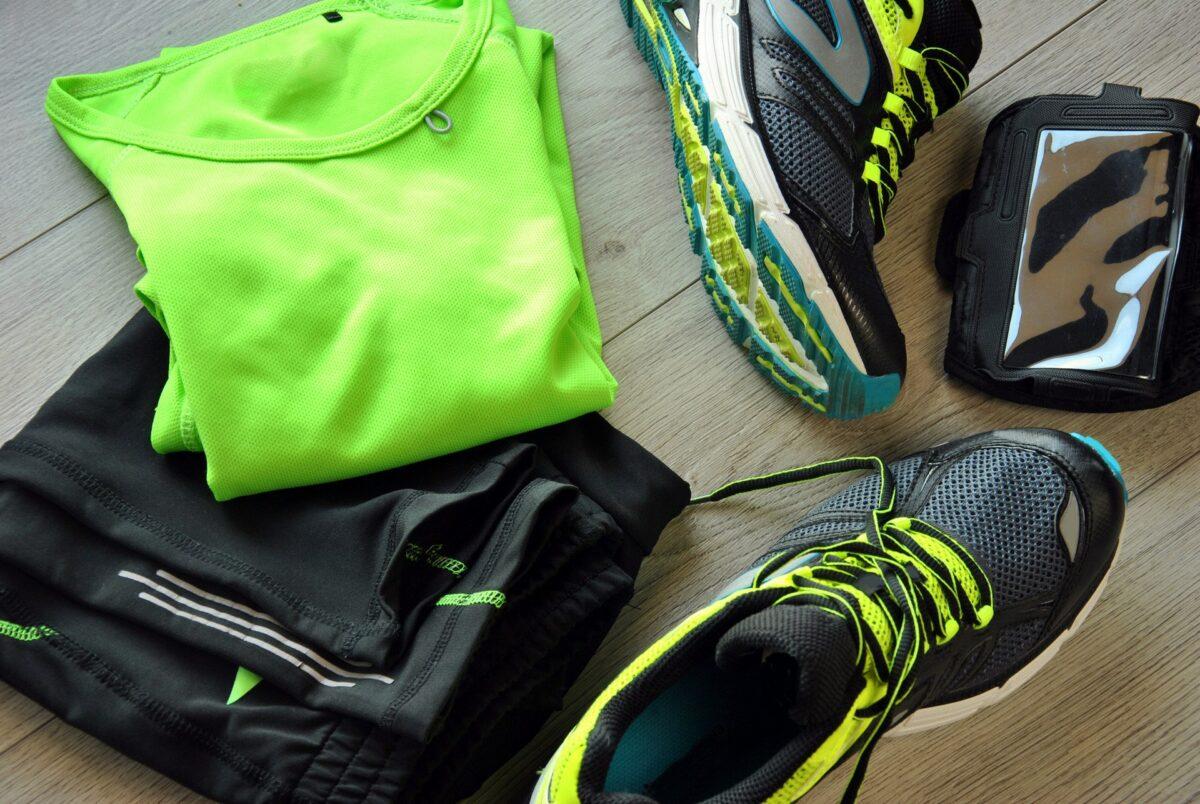 Картинки спортивной одежды и обуви