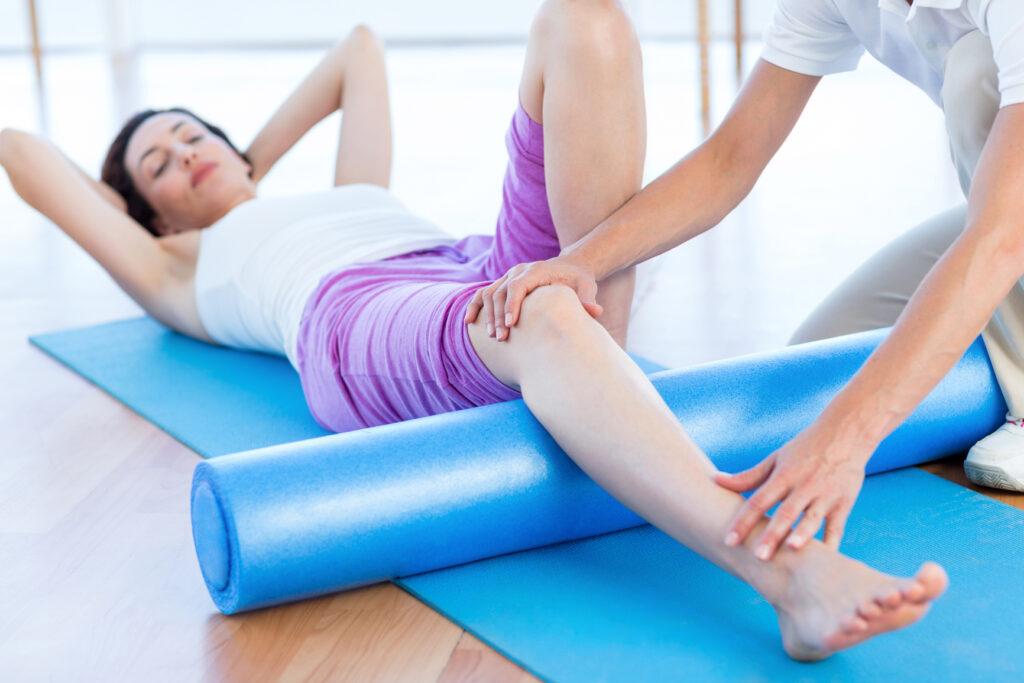 Упражнения после травмы мениска коленного сустава